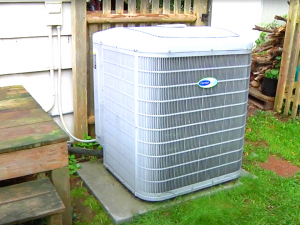 Concord resident saves money to heat home by replacing old oil system with air-source heat pumps