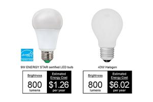 Energy Star LED Lighting